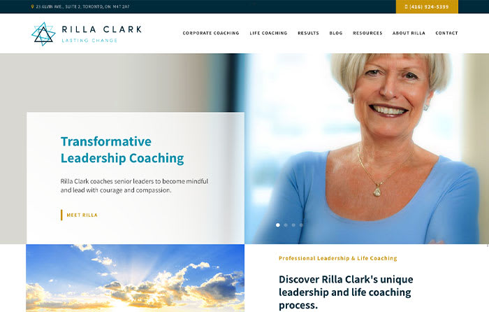 Rilla Clark, Turn-Key Website Design, CMSIntelligence inc.