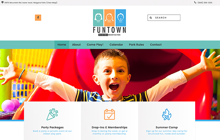 TayKimTan's Fun Town, Turn-Key Website Design, CMSIntelligence inc.