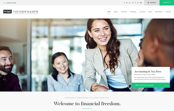 TK1022 | Responsive Website Design Package